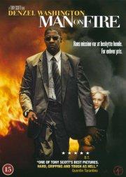 man on fire - DVD