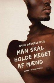 man skal holde meget af mænd - bog
