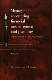 management accounting, financial measurement and planning. volume 1 - bog