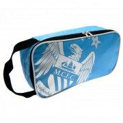 manchester city taske til fodboldstøvler / støvletaske - Merchandise