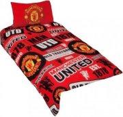 manchester united sengetøj / sengesæt - merchandise - Til Boligen