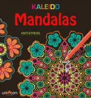 mandalas kaleido anti-stress - Kreativitet