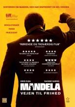 mandela: vejen til frihed - DVD