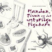 manden, fluen og det ustyrlige pigebarn - bog