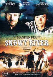 manden fra snowy river - sæson 1 - boks 1 - DVD