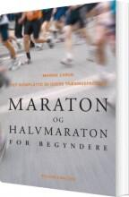 maraton og halvmaraton for begyndere - bog