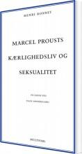 marcel prousts kærlighedsliv og seksualitet - bog