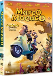 marco macaco - DVD