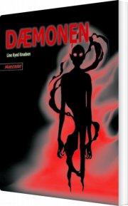 mareridt: dæmonen - bog