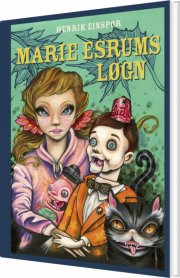 marie esrums løgn - bog