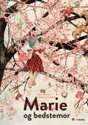 marie og bedstemor - bog