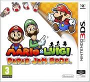 mario and luigi: paper jam - nintendo 3ds