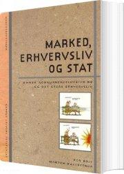 marked, erhvervsliv og stat - bog