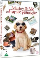 marley and me 2: de første hundeår - DVD