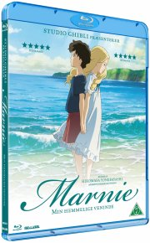 marnie - min hemmelige veninde - Blu-Ray