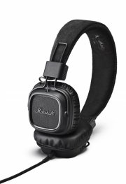 marshall major ii headphones / høretelefoner - pitch black - Tv Og Lyd