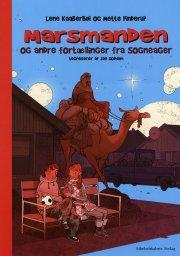 marsmanden og andre fortællinger fra sogneager - bog