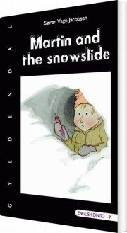 martin and the snow slide - bog