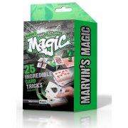 marvin's magic - 25 mind-blowing incredible card tricks (mmb5706) - Kreativitet