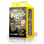 marvin's magic - 25 mind-blowing miraculous mind-reading tricks (mmb5705) - Kreativitet
