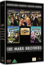 marx brothers boks - DVD