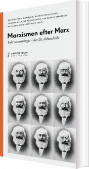 marxismen efter marx - bog