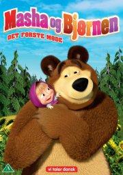 masha og bjørnen 1 - det første møde - DVD