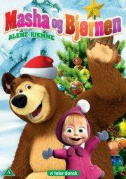 masha og bjørnen 4 - alene hjemme - DVD