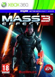 mass effect 3 kinect compatible (nordic) - xbox 360