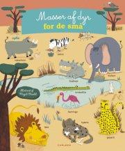 masser af dyr for de små - bog