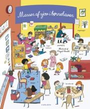 masser af sjov i børnehaven - bog