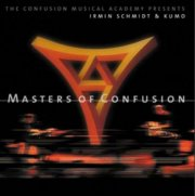 irmin schmidt & kumo - masters of confusion - reissue - cd