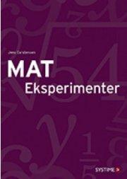 mat eksperimenter - bog