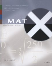 Charlotte Engelhardt Andersen - Mat X, Matematik I Tiende, Grundbog - Bog