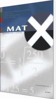 mat x, matematik i tiende, linjehæfte 1 - bog