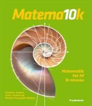 matema10k b-niveau - matematik for hf b-niveau - bog