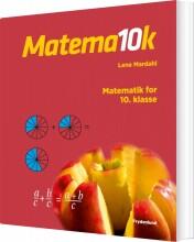 matema10k - matematik for 10. klasse - bog