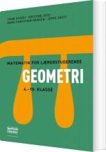 matematik for lærerstuderende - geometri - bog