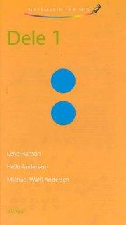 matematik for mig, dele 1 - bog