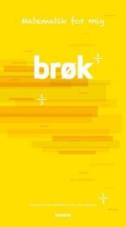 matematik for mig opgavebog: brøk - bog