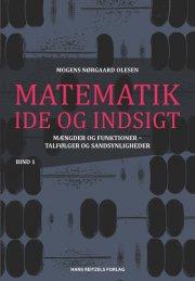 matematik - idé og indsigt 1 - bog