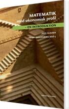 matematik med økonomisk profil - bog
