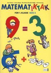 matematik-tak 1.kl. elevbog 2 - bog