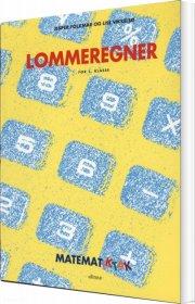 matematik-tak 1.kl. lommeregner - bog