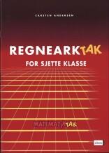 matematik-tak 6.kl. regneark-tak - bog