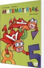 matematik-tak for børnehaveklassen, elevbog - bog