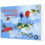 matematikkassen, subtraktion - bog