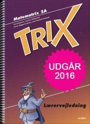 matematrix 2a, trix, lærervejledning - bog