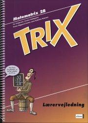 matematrix 2b, trix, lærervejledning - bog