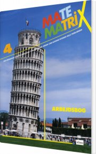 matematrix 4, arbejdsbog - bog